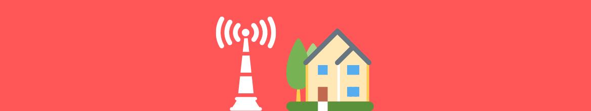 Come migliorare il segnale cellulare a casa?