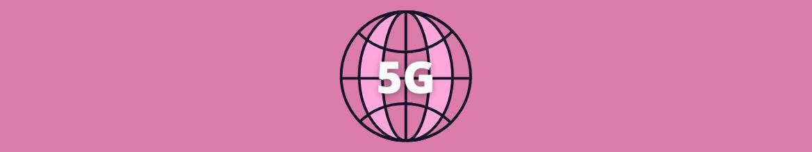 Perchè il 5G è molto più veloce del 4G?