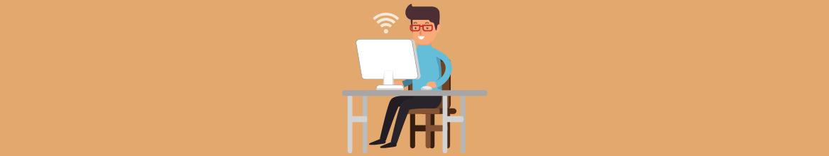 Migliorare il segnale cellulare in ufficio