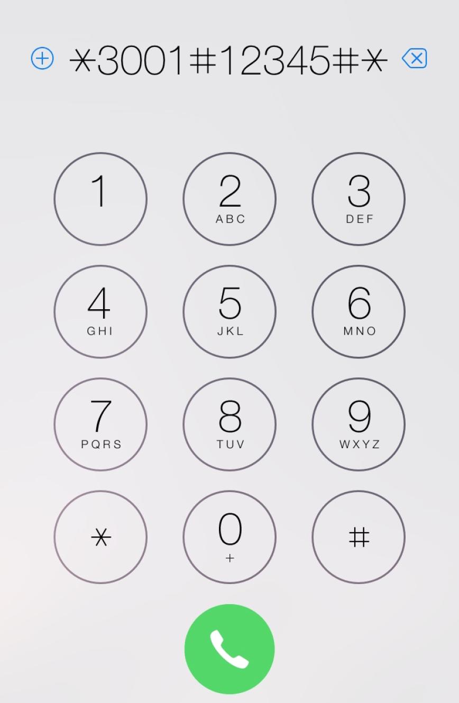 misurare segnale iphone 1
