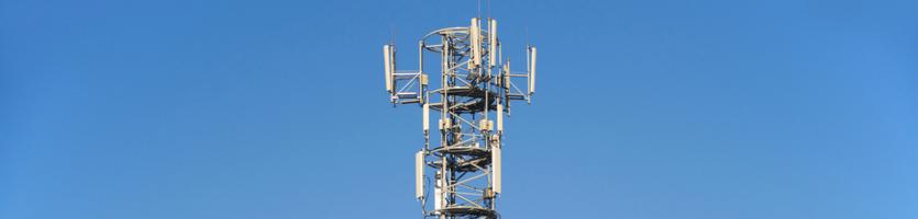 La distanza dalle stazioni radio base